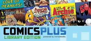 ComicsPlus website