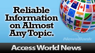 Access World Newsbank icon