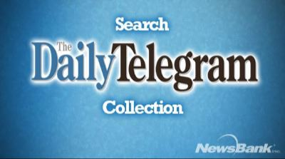 Daily Telegram Newsbank icon